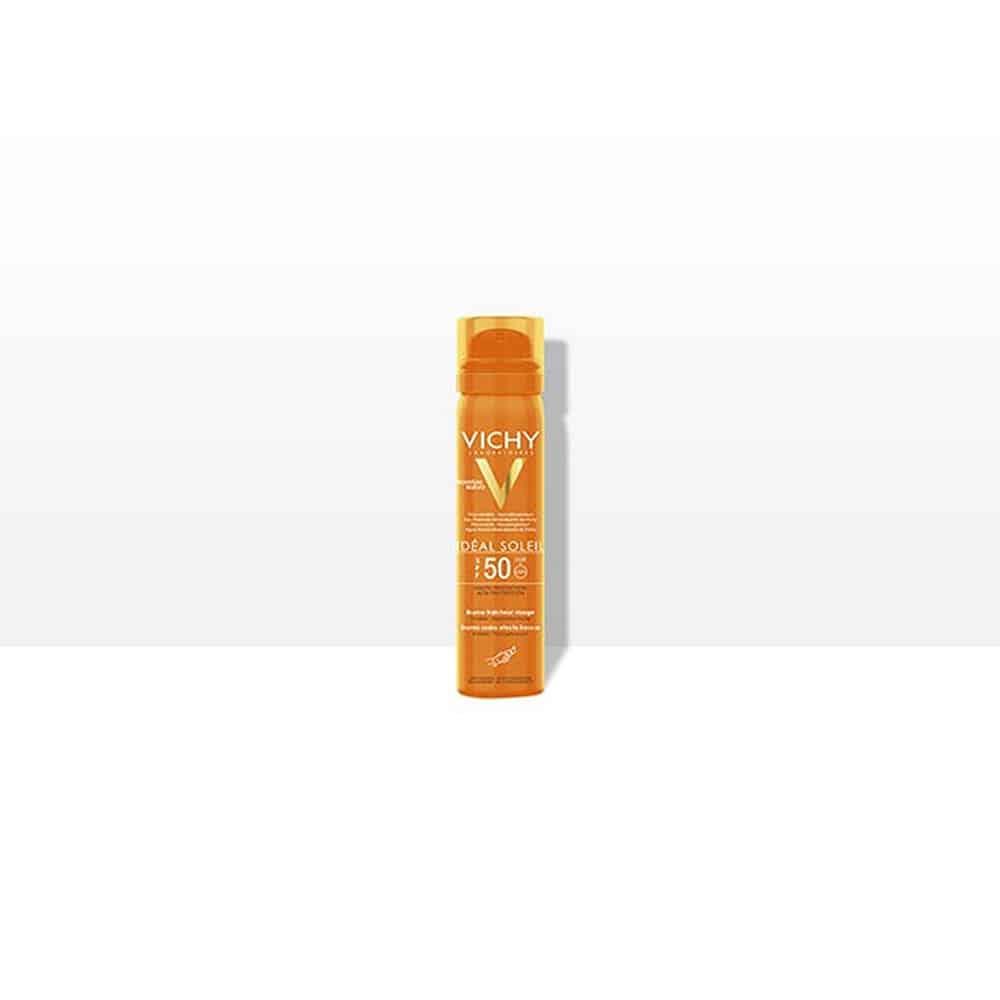 Vichy Ideal Soleil Brume Fraicheur face 75ml