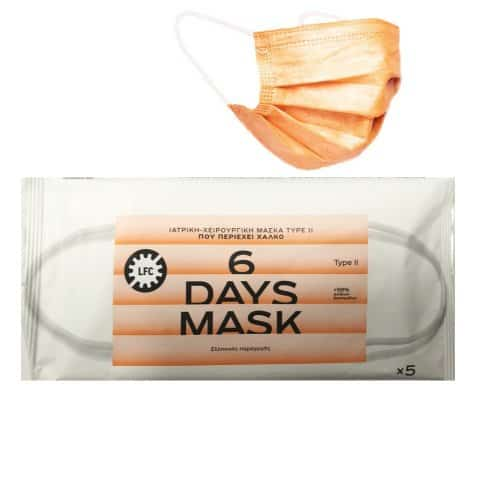 power health 6 days mask