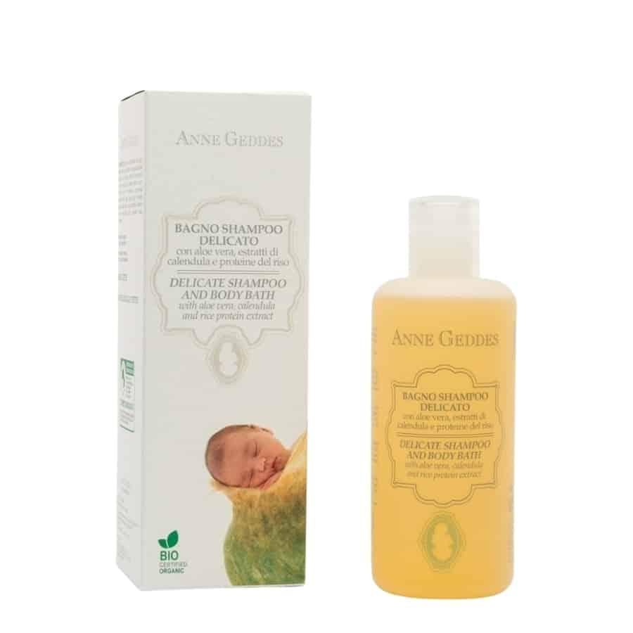 Anne Geddes Delicate Shampoo and Body Bath