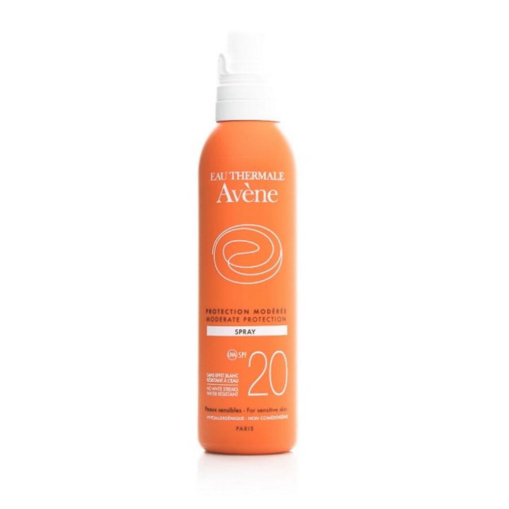 Avene Soins Solaires Spray SPF20 200ml