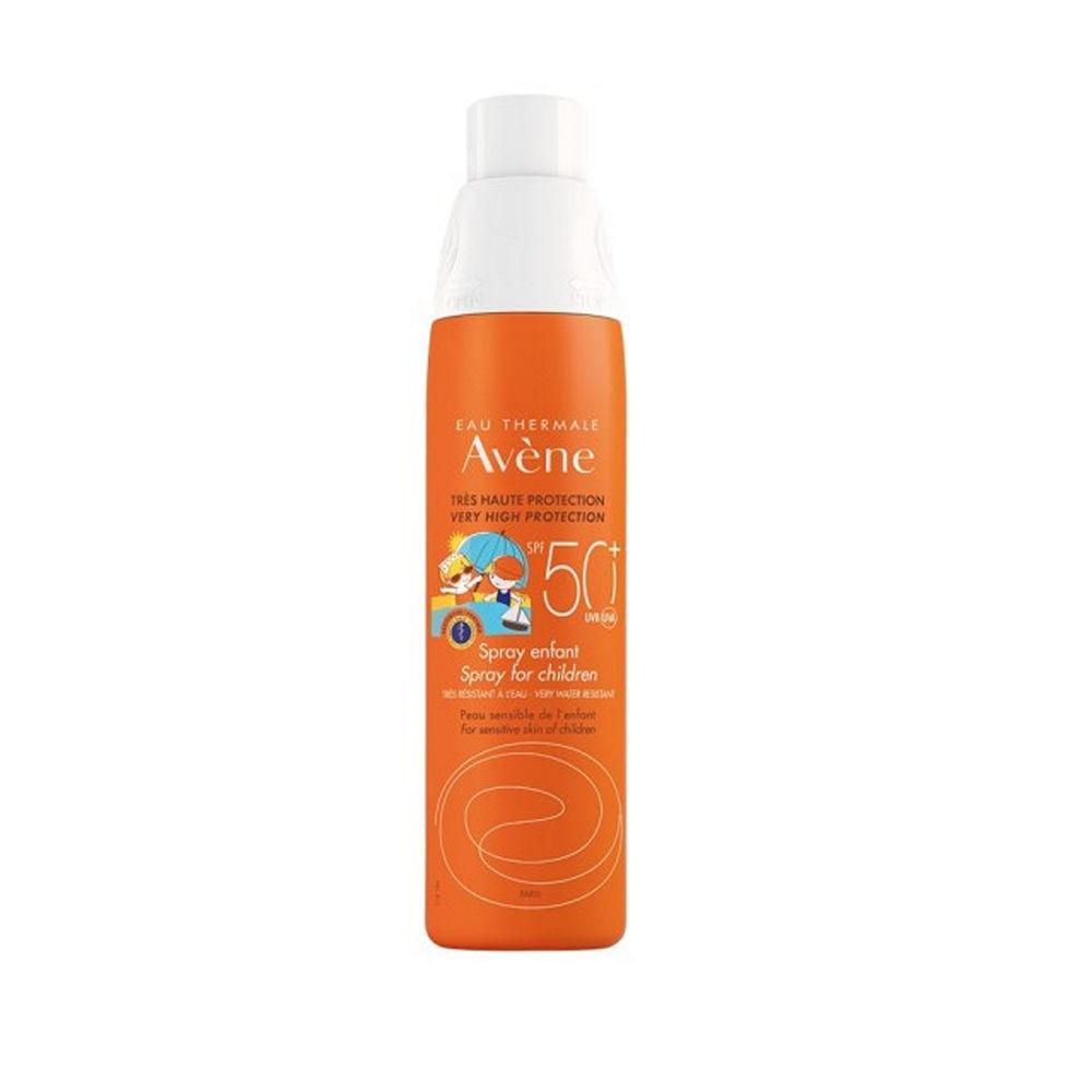 Avene Soins Solaires Spray kids SPF50+ 200ml