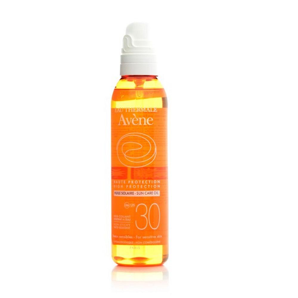 Avene Sois Solaires Huile SPF30, Spray 200ml