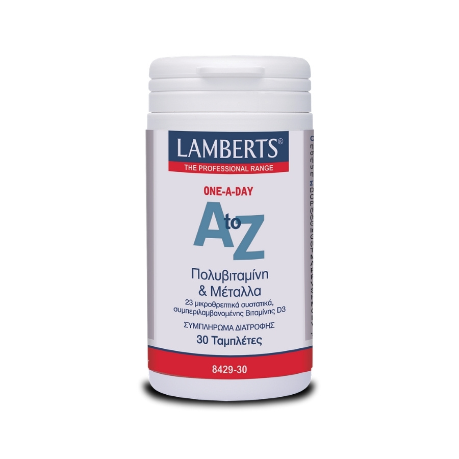 Lamberts A to Z One a day 30 tabs