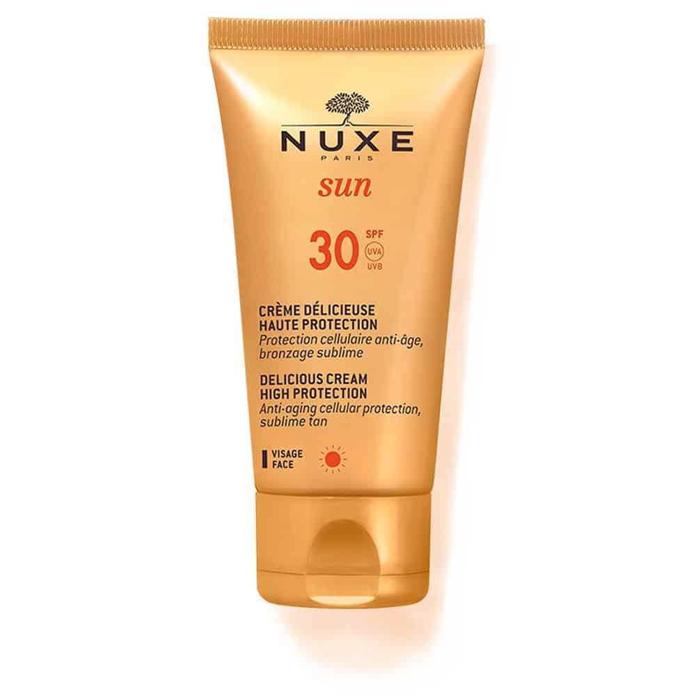 Nuxe Sun Creme Delicieuse SPF30 50ml