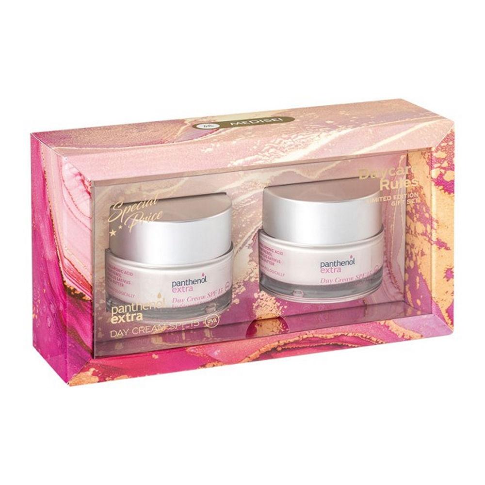 Panthenol Extra Promo Day Cream SPF 15 2x50ml