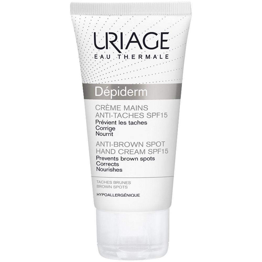 Uriage Depiderm spf15 Anti Brown Spot Hand Cream 50ml