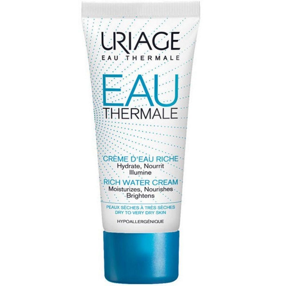 Uriage Eau Thermal Riche Water Cream 40ml