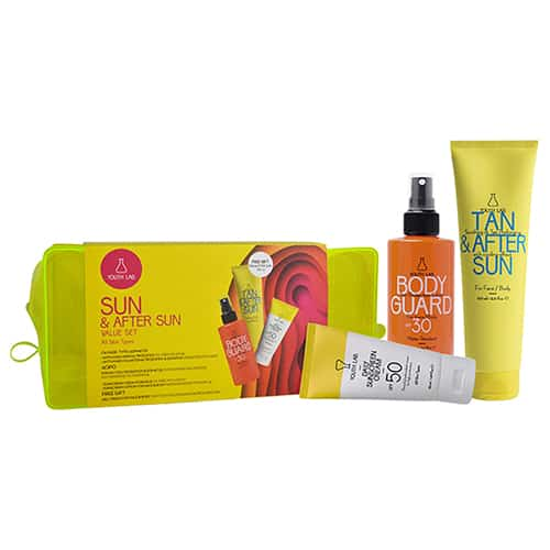 Youth Lab Sun and After Sun Value Set – All Skin Types