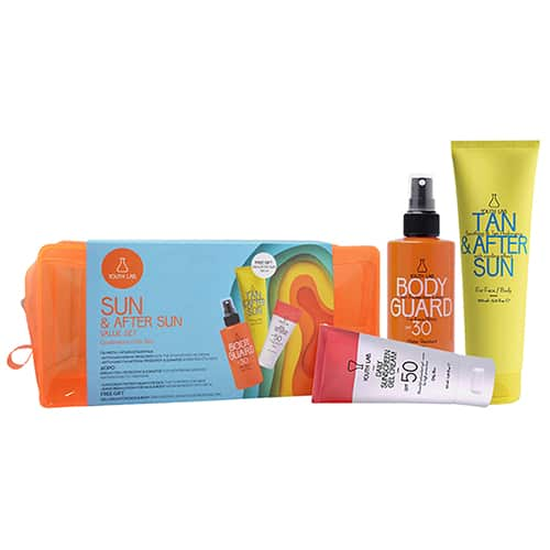 Youth Lab Sun and After Sun Value Set – Combination - Oily Skin
