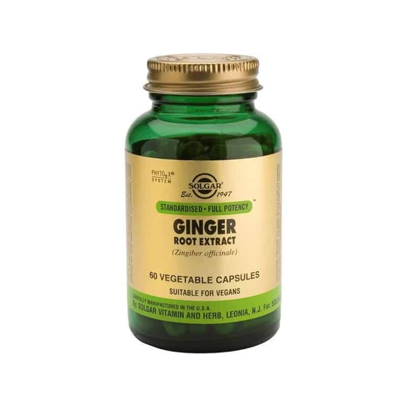 solgar ginger root extract