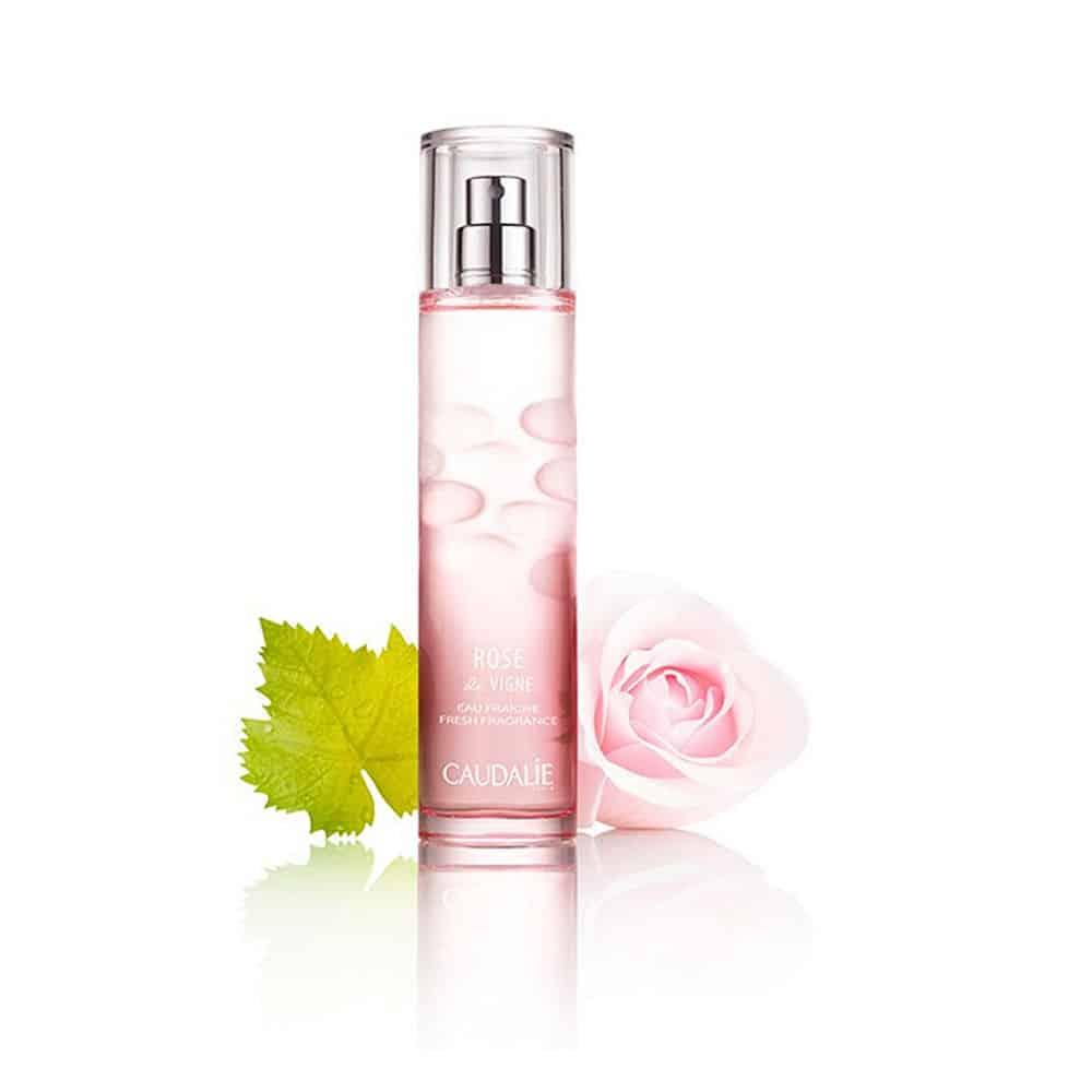 Caudalie Rose de Vigne Fresh Fragrance 50ml