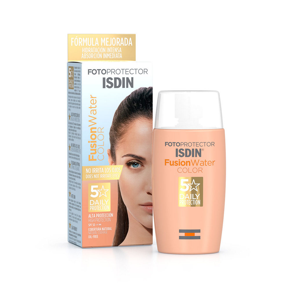 Isdin Fusion Water Color SPF50, 50ml