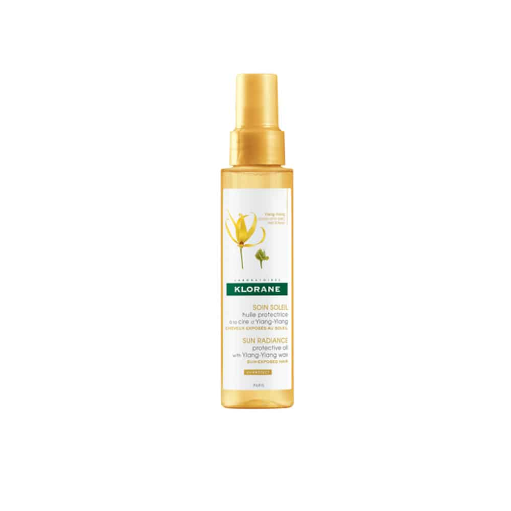 Klorane Ylang Ylang Huile Hair Protect 100ml