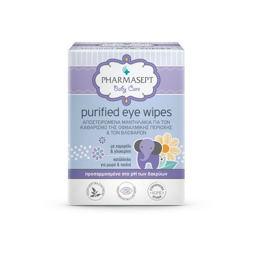 Pharmasept Baby Eye Wipes 10tem