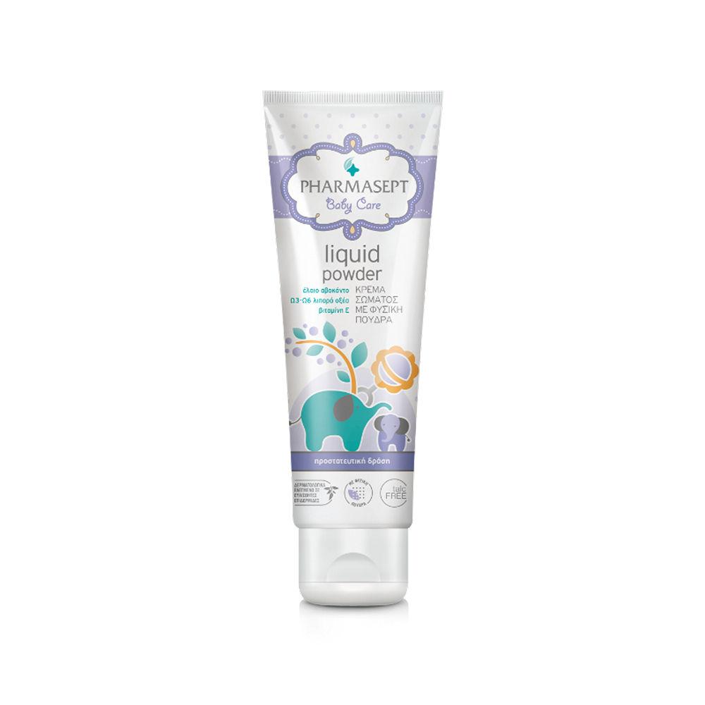 Pharmasept Baby Liquid Powder Cream 150ml