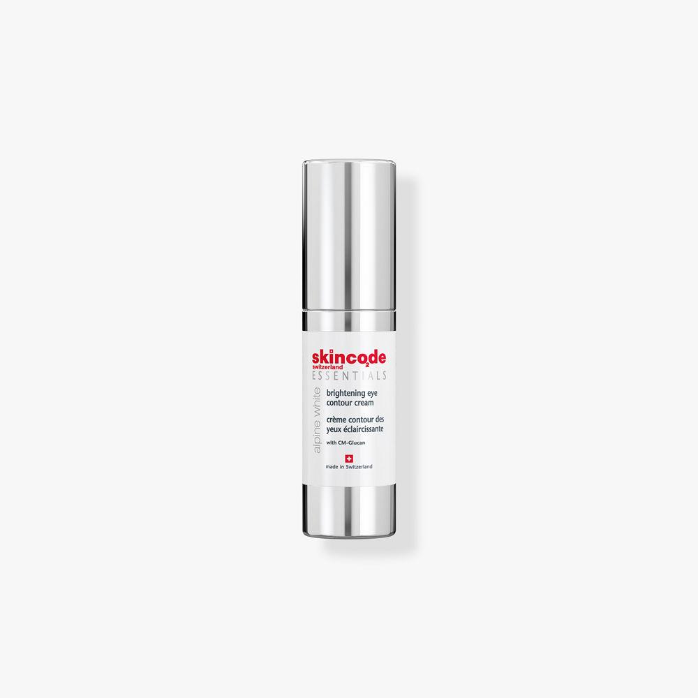 Skincode Essentials Alpine White Brightening Eye Contour cream 15ml