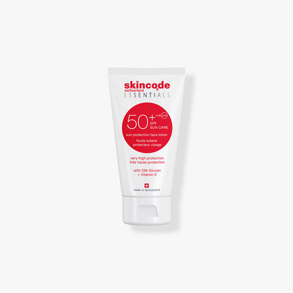 Skincode Essentials Daily Care Sun Protection spf50+ Face Lotion 100ml