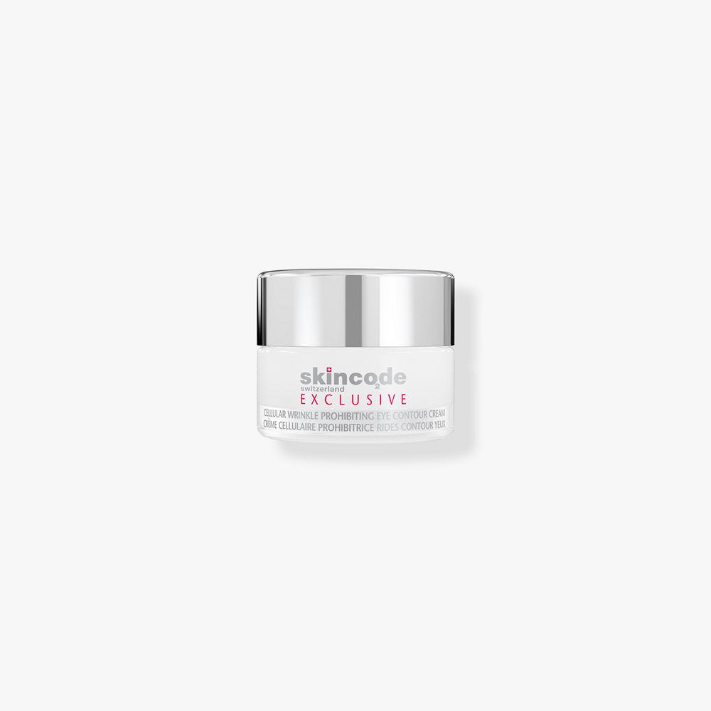 Skincode Exclusive Wrinkle Prohibiting Eye Contour Cream 15ml