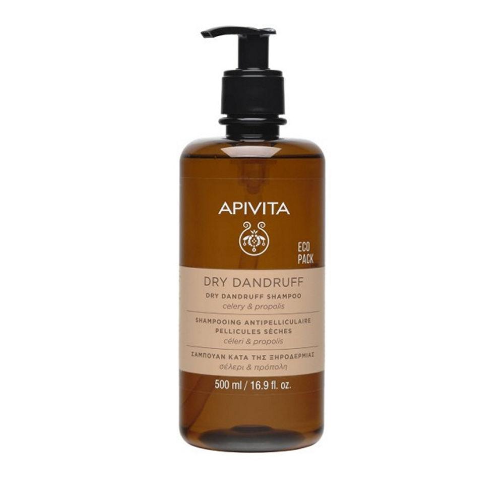 Apivita Celery & Propolis Dry Dandruff 500ml