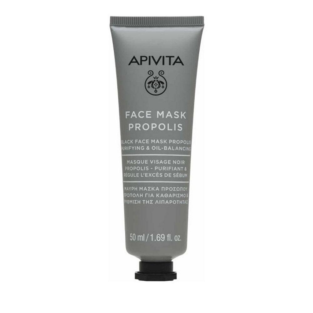 Apivita Face Mask Propolis Black Mask 50ml