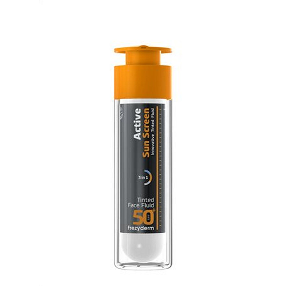Frazyderm Active Tinted Face Fluid SPF50 50ml