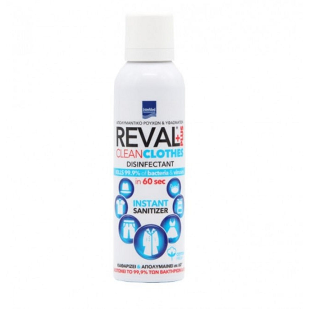 Intermed Reval Plus Clean Clothes 200ml