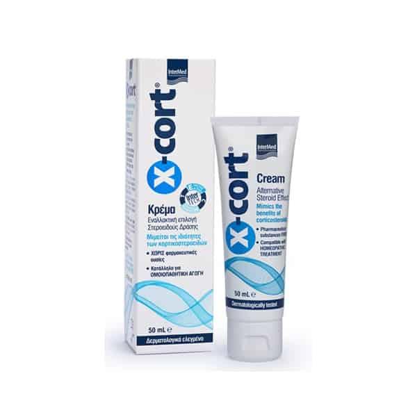 Intremed x-cort alternative steroid effect cream 50 ml