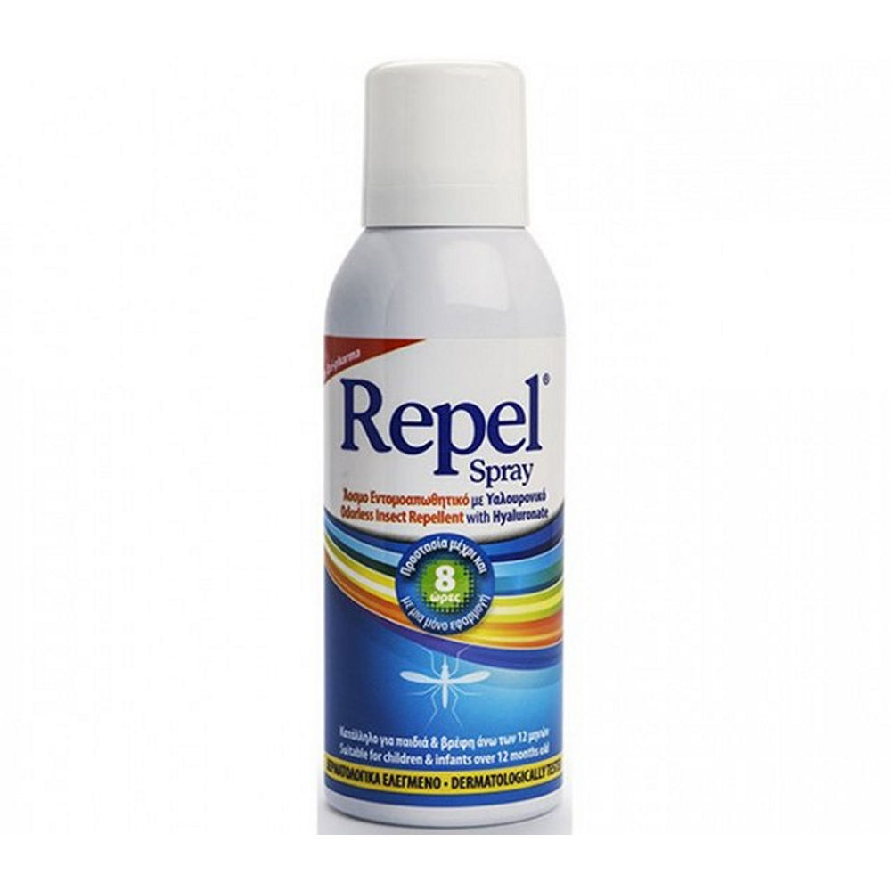 Repel Spray Odorless Insect Repellent 100ml