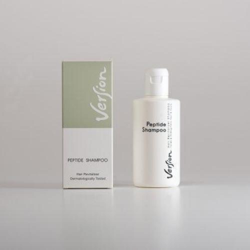 version peptide shampoo