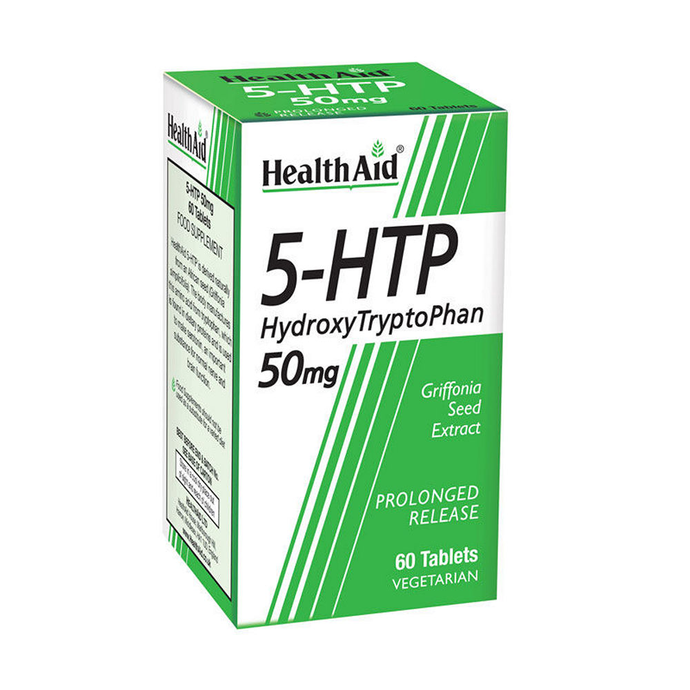 Health Aid 5htp 60tablets