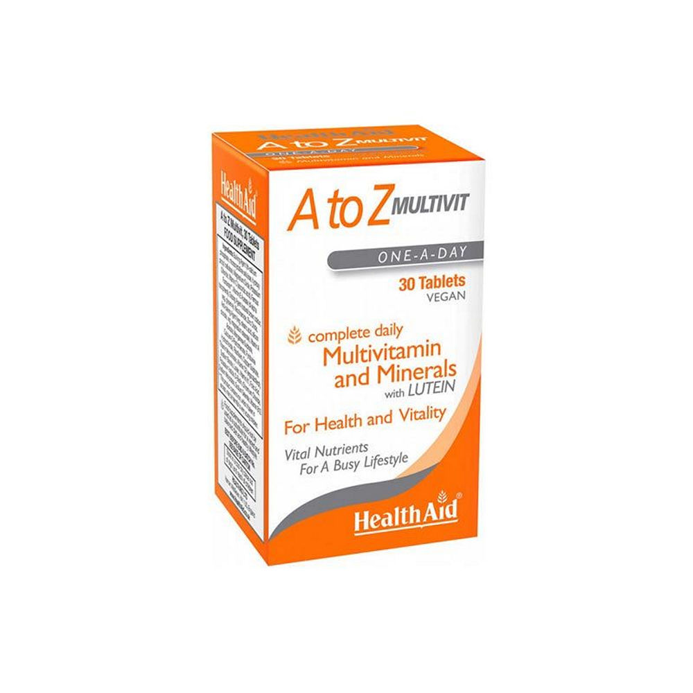 Health Aid A to Z 30tablets