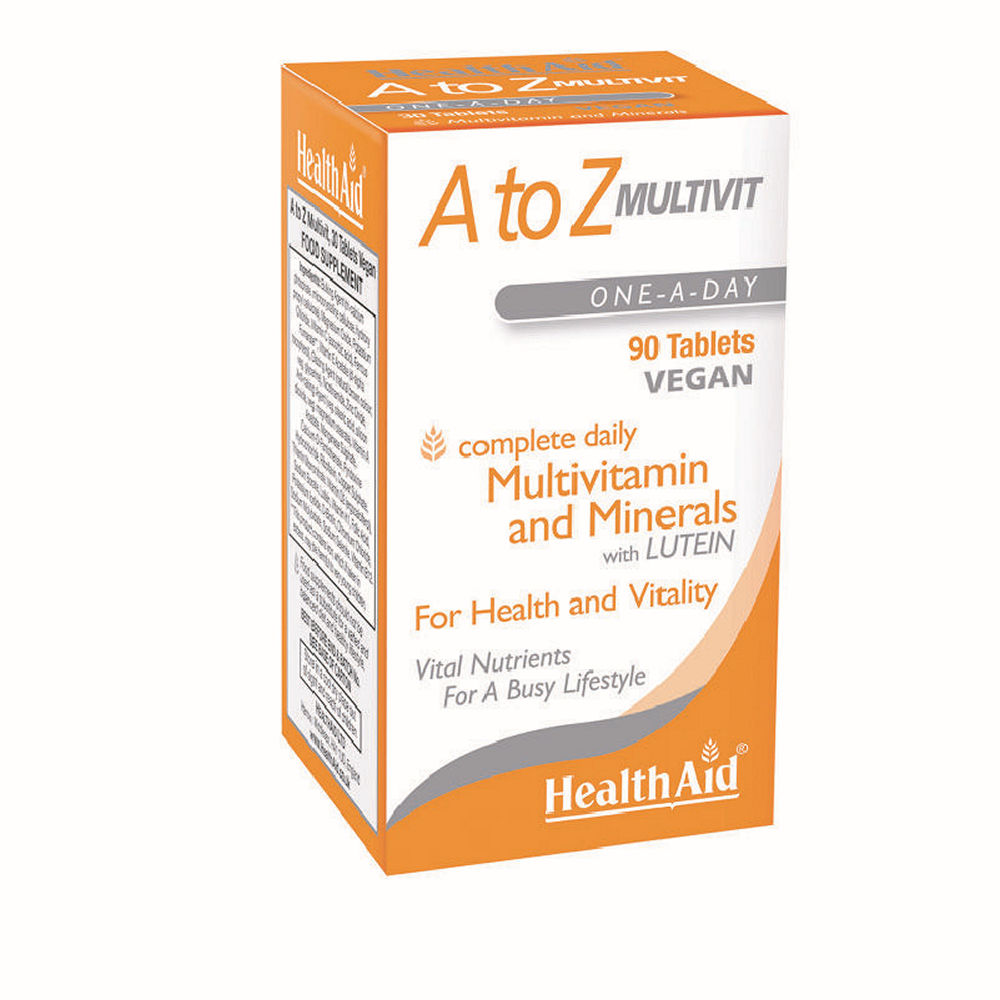 Health Aid A to Z 90tablets