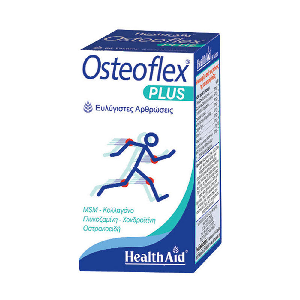 Health Aid Osteoflex Plus 60tablets