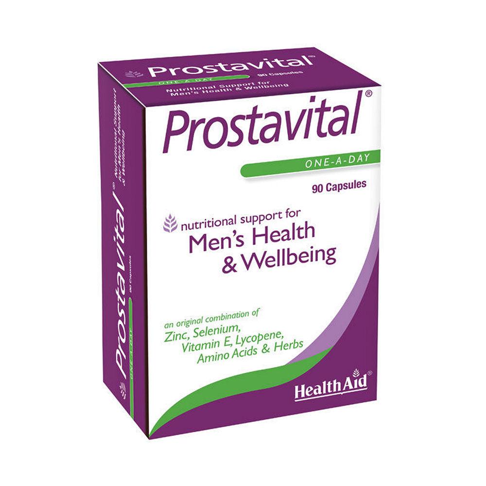 Health Aid Prostavital 90caps