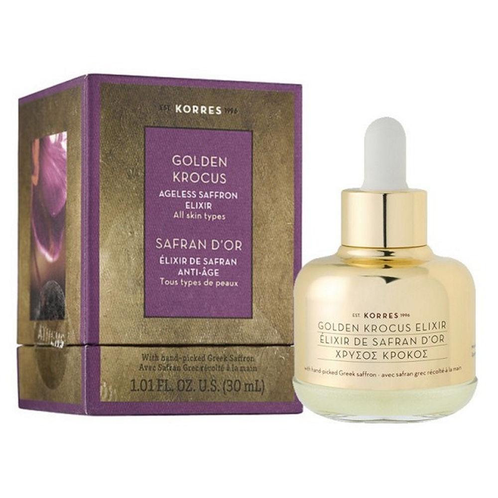 Korres Golden Krocus Safran Elixir Anti-Age 30ml
