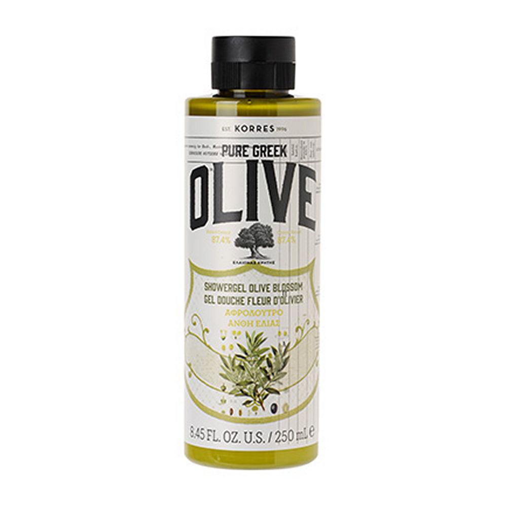 Korres Pure Greek Olive Shower Gel Olive 250ml