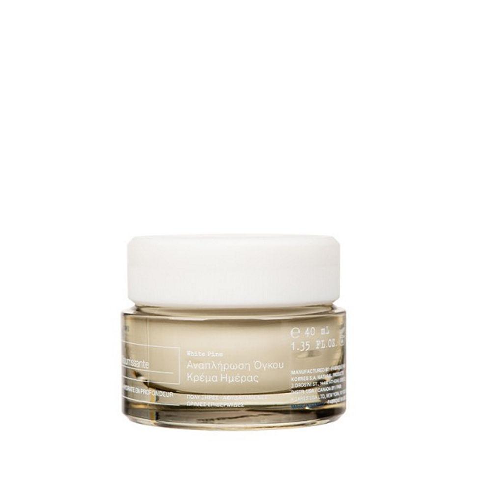 Korres White Pine Day Cream Dry Very Dry Skin 40ml