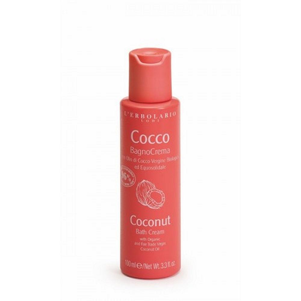 L'erbolario Bath Cream Cocco 100ml