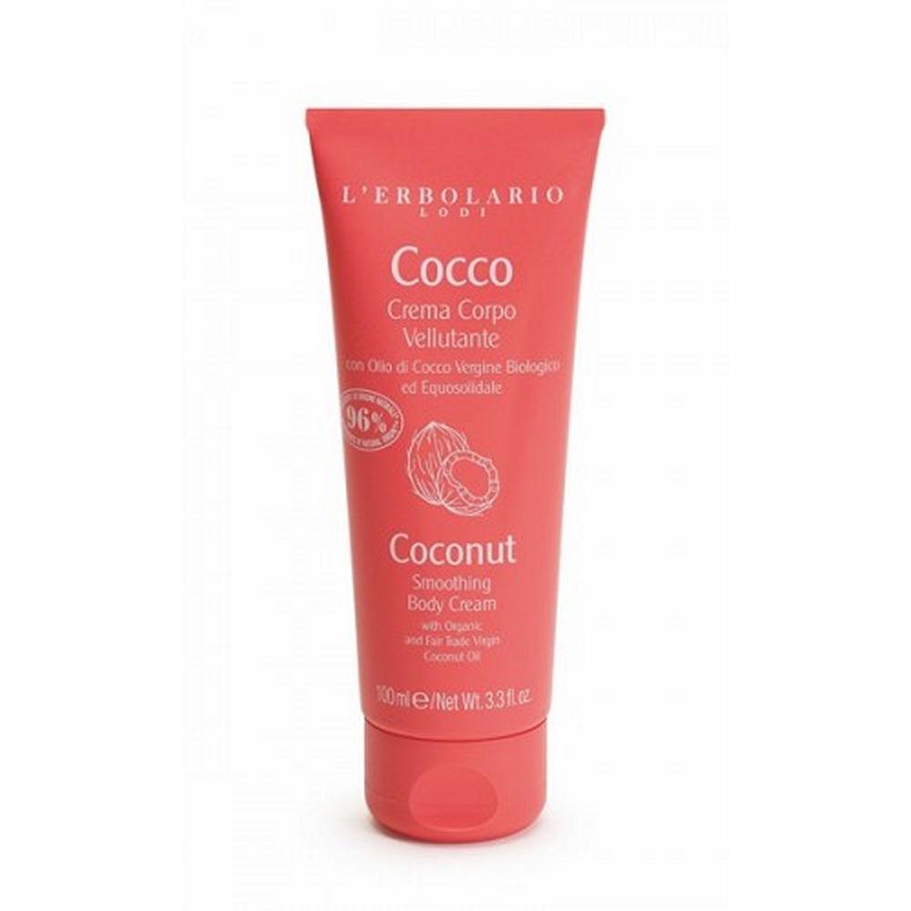 L'erbolario Body Cream Cocco 100ml