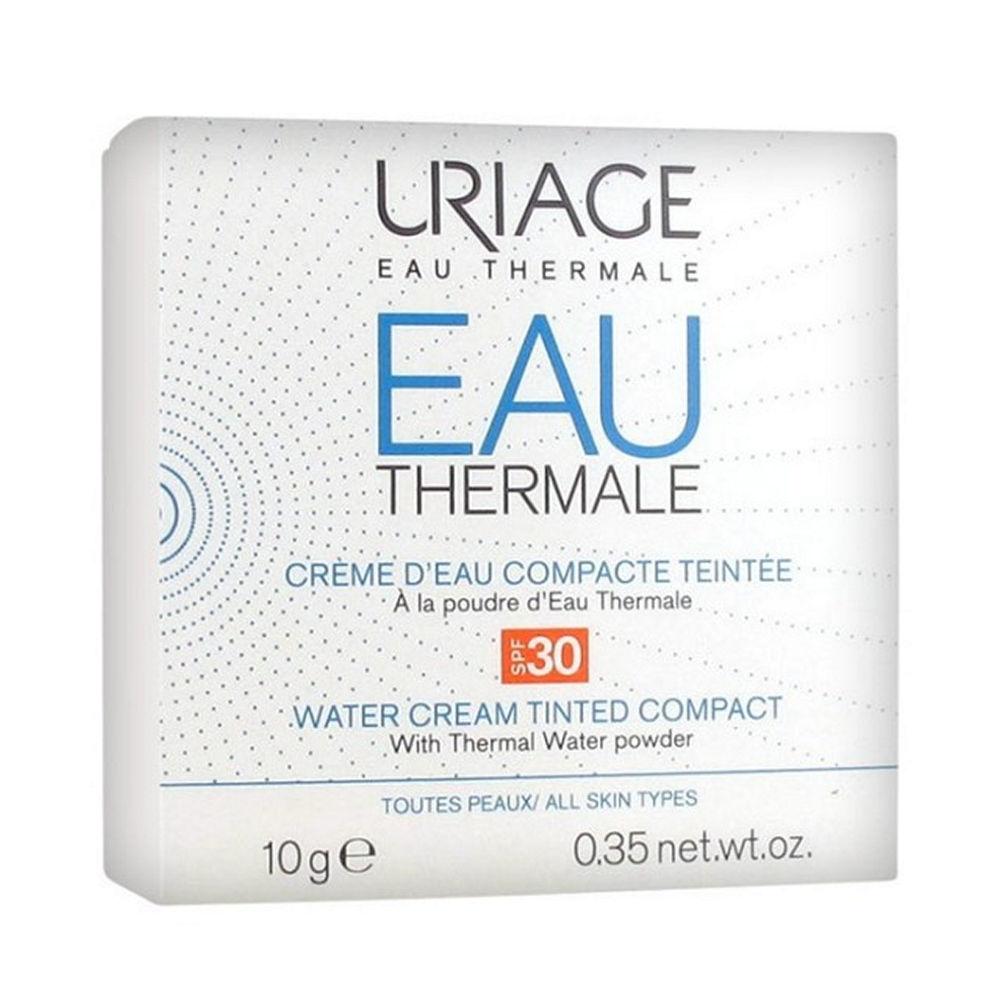 Uriage Eau Thermal Creme D'Eau Compacte Teintee SPF30 10gr