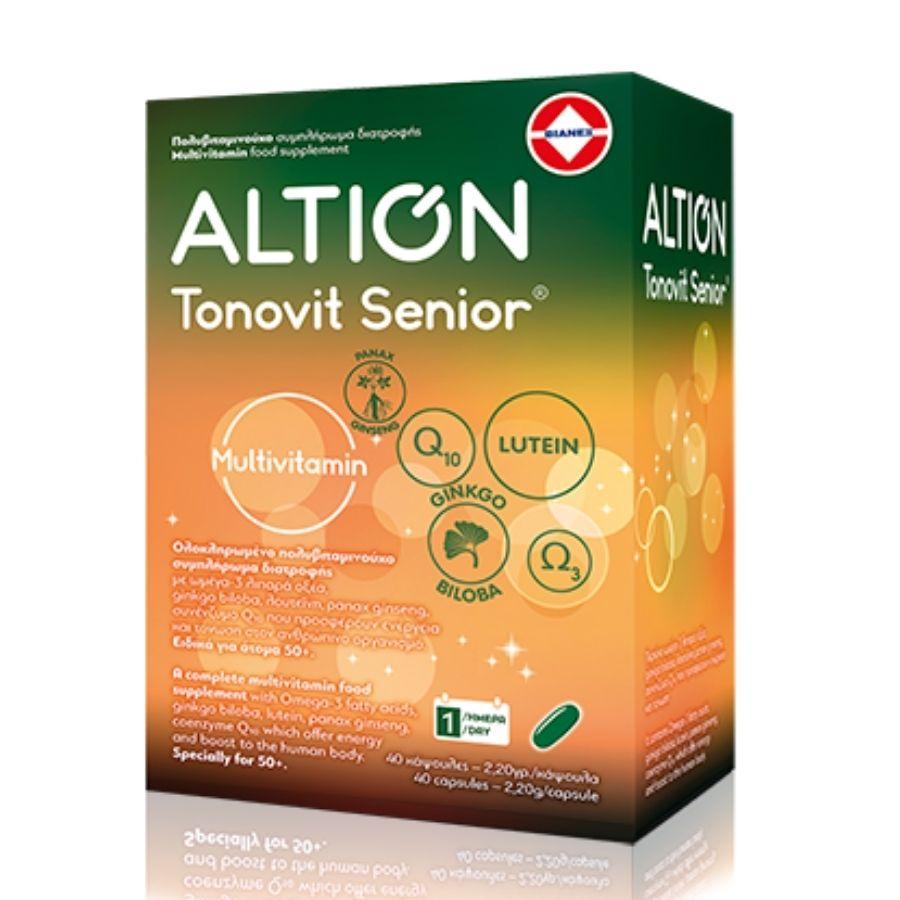 ALTION TONOVIT SENIOR 50+