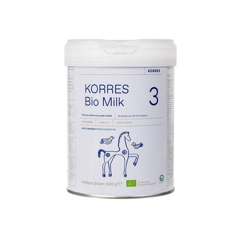 Korres Bio Milk 3
