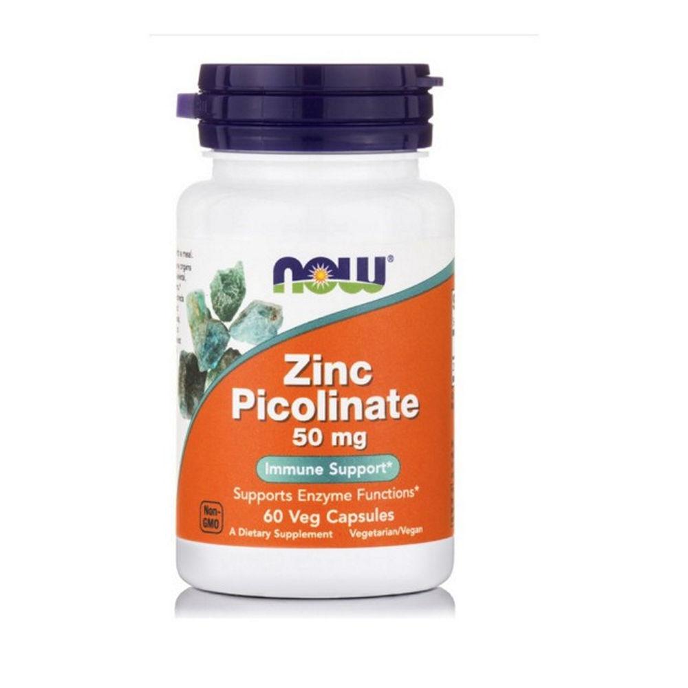 Now Foods Zinc Picolinate 60Veg Capsules