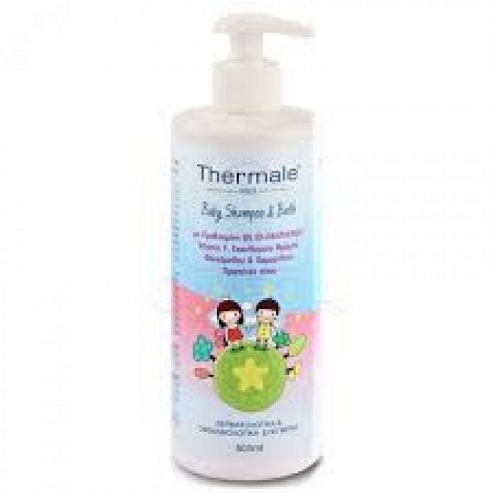 Thermale Med Baby Shampoo And Bath 500ml