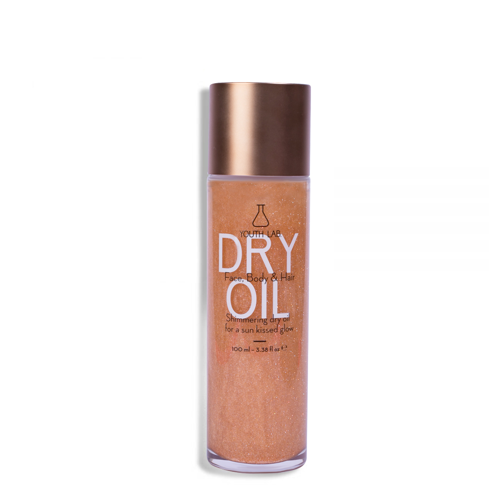 YOUTH LAB Dry Oil shimmering