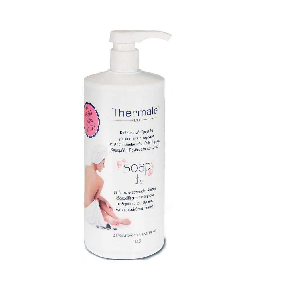 thermale med soap 1000ml