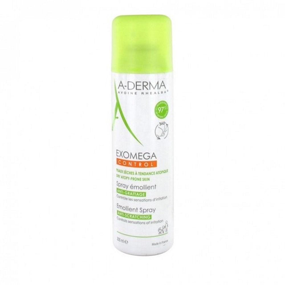 A-Derma Exomega Control Creme Emolliente Anti-Scratching Spray 400ml