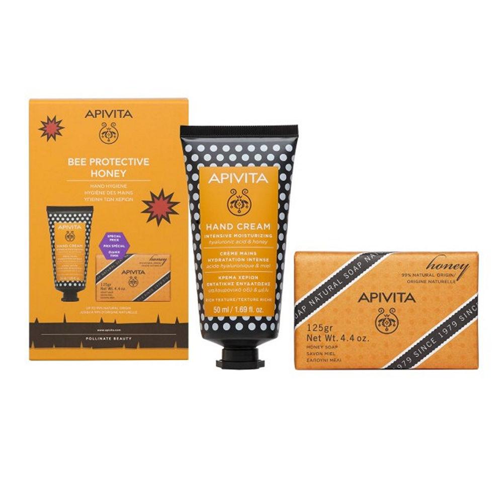 Apivita Promo Bee Protective Honey Hand Cream 50ml