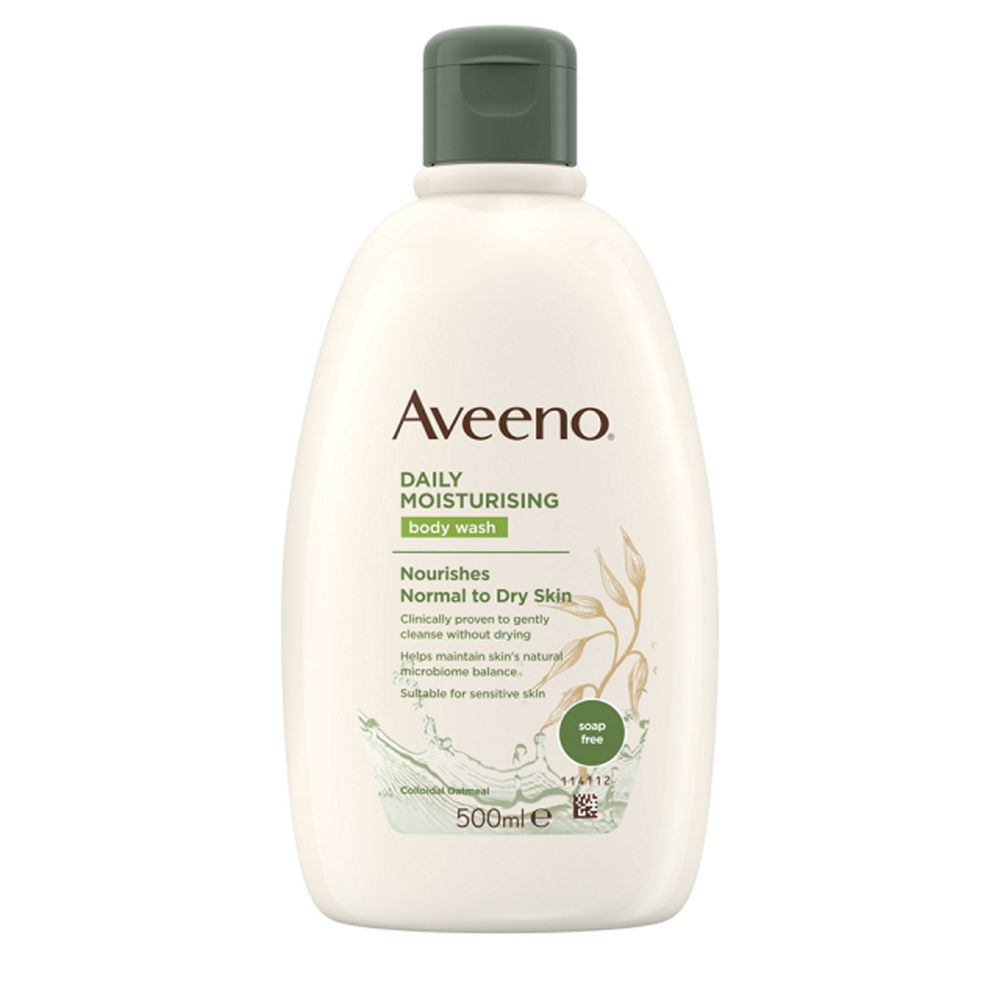 Aveeno Daily Moisturizing Body Wash 500ml