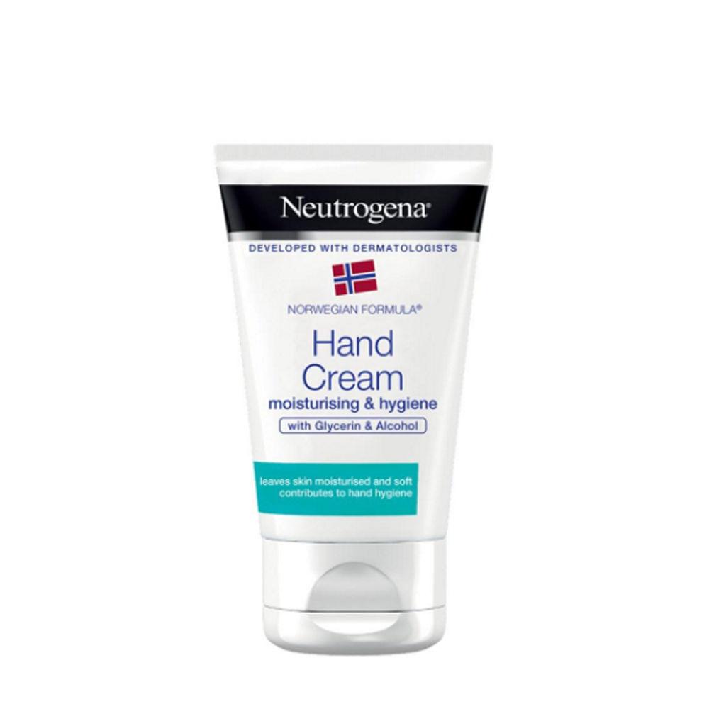 Neutrogena Moisturising & Hygiene Hand Cream 50ml